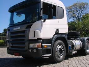 Scania P 340 - 4x2 - 2010 - Optcruise - R$ 130.000,00