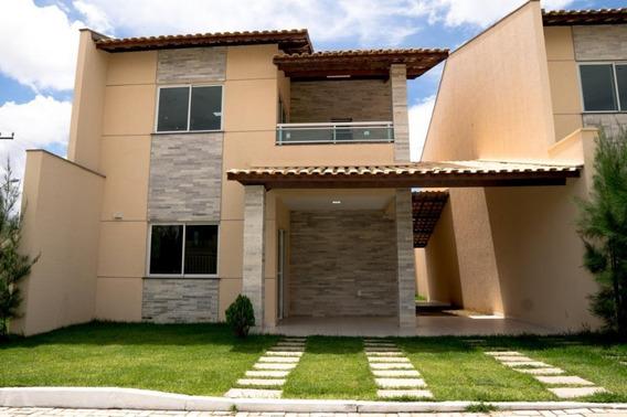 Casa Em Cidade Dos Funcionários, Fortaleza/ce De 149m² 3 Quartos À Venda Por R$ 750.000,00 - Ca416706