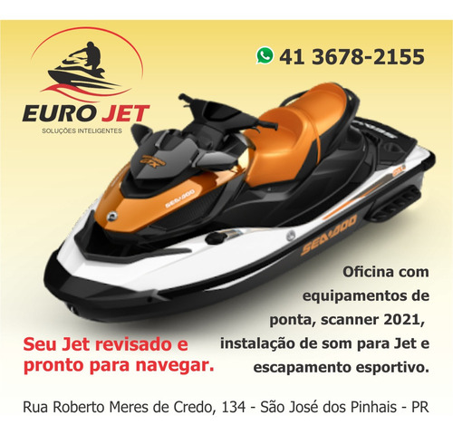 Imagem 1 de 2 de Eurojet - Especializada Em Jet Ski