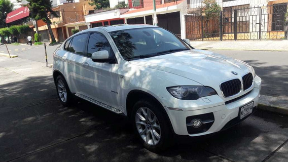 Bmw X6 3.5 Exclusive Xdrive 2012
