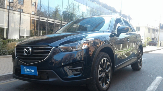 Mazda Cx5 Gt Diesel 2.2cc Aut 2017 Optimas Condiciones