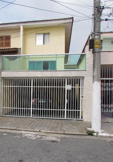 Sobrado Residencial À Venda, Vila Zelina, São Paulo. - So1425