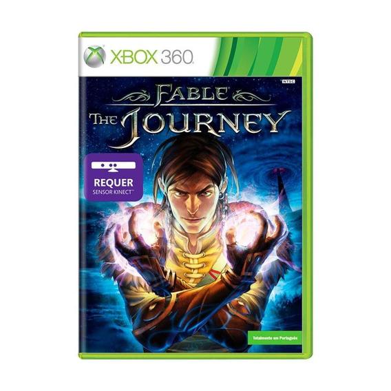 Fable The Journey Xbox 360 Mídia Física Pronta Entrega