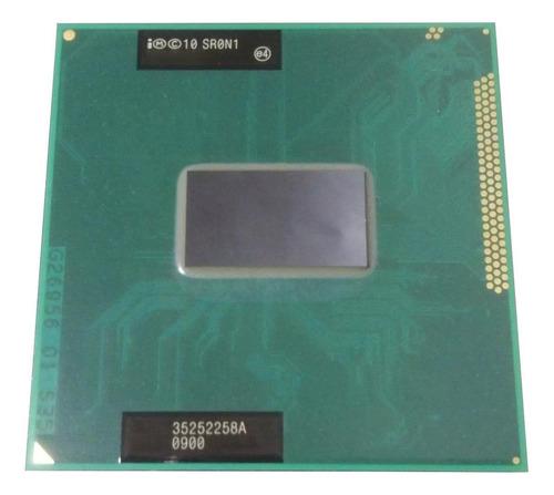 Processador Intel Core i3-3110M AV8063801032800 de 2 núcleos e 2.4GHz de frequência com gráfica integrada