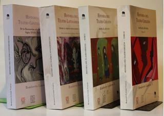 Serie Historia Del Teatro, De Remberto Latorre (4 Tomos)