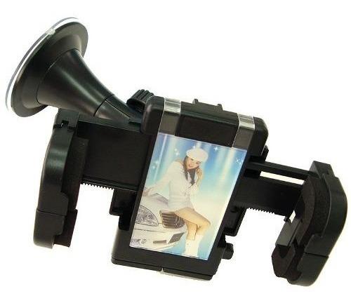 Suporte Universal Ventosa Veicular Smartphone Tv Gps Celular