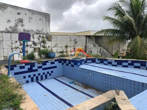 Imagem 1 de 22 de Casa Com 4 Dormitórios À Venda Com 810 M² No Condomínio Villarejo No Anil - Ca0005