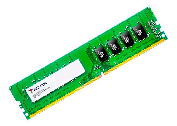 Memoria Ram Pc Ddr4 Adata 16gb 2400 Mhz Dimm Value Mexx