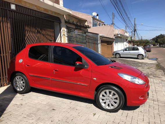 Peugeot 207 1.6 16v Xs Flex Aut. 5p