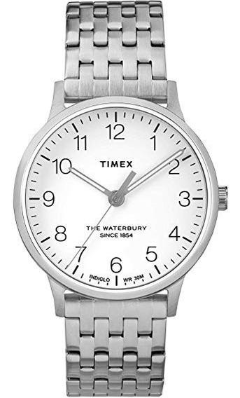 Reloj Timex Tw2r72600 Caballero, Original.