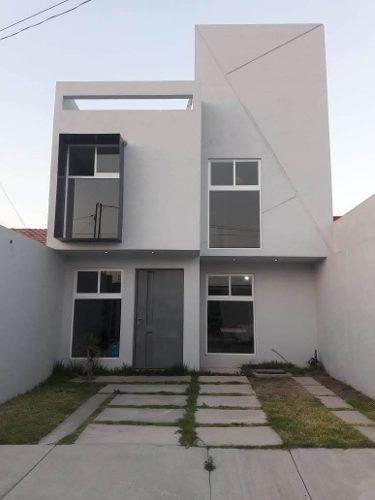 Casa Tres Plantas Privadas Del Bosque Pachuca Hgo