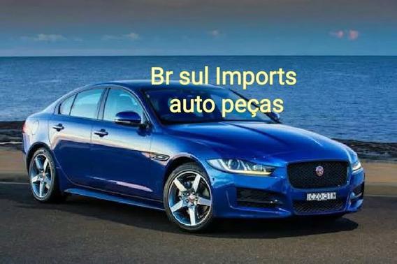 Sucata Jaguar Xe 2.0 Turbo 2016 (somente Peças)