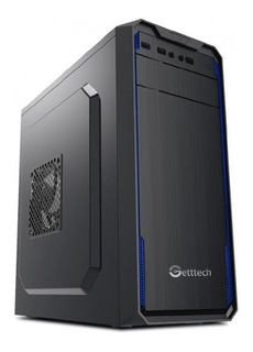 Pc Gamer I3 8100 3.6ghz 6mb, 1 Tb Disco Duro, Ram 8gb Ddr4