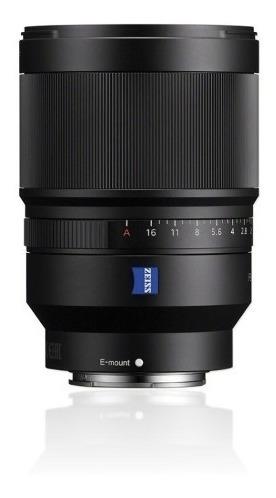 Lente Sony Sel Fe 35mm F/1.4 Carl Zeiss