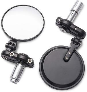 Espejos Motocicleta Mictuning Universal Motorcycle Mirrors