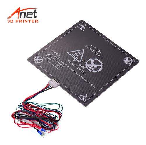 Imagen 1 de 8 de Anet Impresora 3d Cama Caliente Placa Base Calefacción Plat
