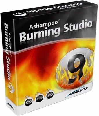 Ashampoo Burning Studio Completo