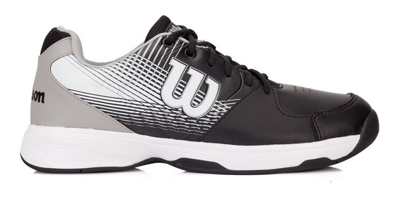 Tênis Wilson Ace All Court Black Grey Tennis