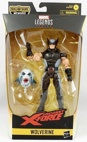 Marvel Legends Série Wendigo: Wolverine - Hasbro