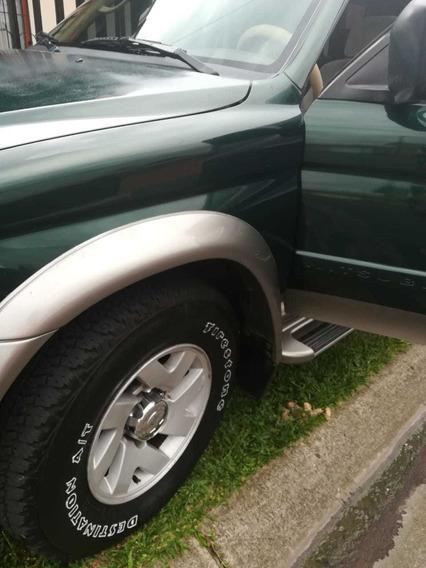Mitsubishi Montero Sport Turbo Diesel Motor 2014