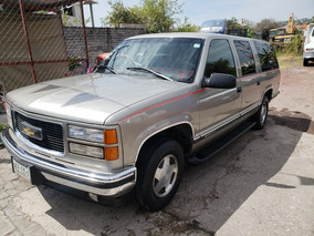 Chevrolet Suburban N Tela Aac At 1999