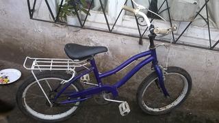 Bicicleta Para Niño. En Excelente Estado.
