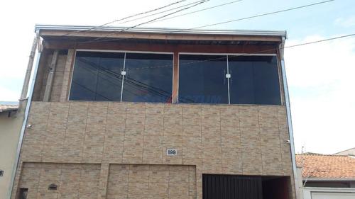 Casa À Venda Em Parque Residencial Vila União - Ca264367