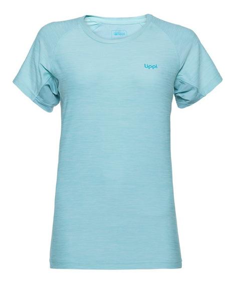 Polera Mujer Fury T-shirt Turquesa Lippi