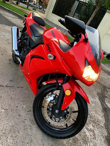 Kawasaki Ninja 250cc Sin Detalles, Titular!!