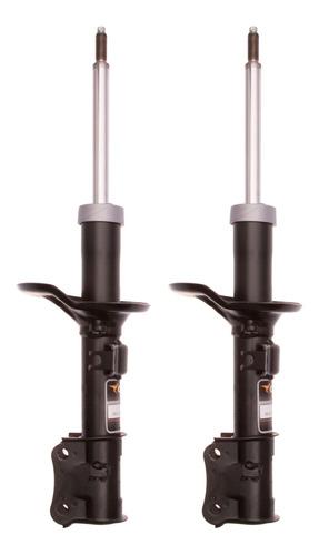Kit Amortiguadores X2 Delanteros Corven Chevrolet Aveo