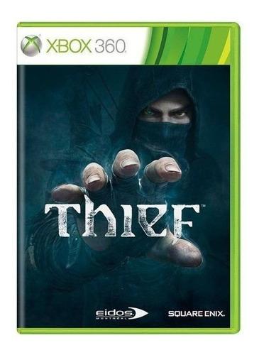 Imagem 1 de 4 de Jogo Thief - Xbox 360