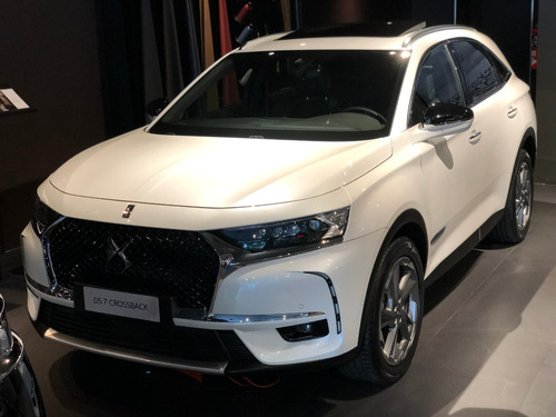 Ds Ds7 Crossback Hdi 180 Automatic So Chic 0km - Darc Autos
