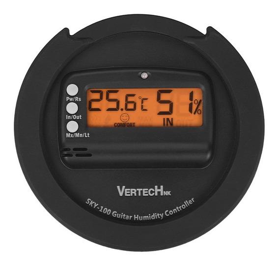 Vertechnk Sky-100 Guitar Sound Hole Higrômetro Digital &
