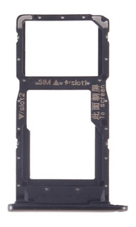 Bandeja Porta Sim Huawei P Smart 2019 Micro Sd Pot-lx3