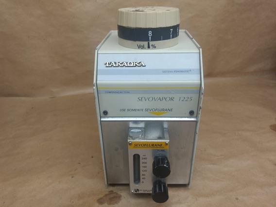 Vaporizador Calibrado Takaoka - Sevovapor 1225 - Usado