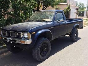 Toyota Hilux 1980 Naftera 4x4