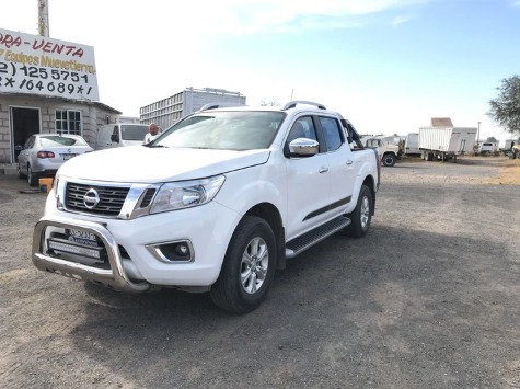 Nissan Frontier 4.0 Pro-4x V6 4x2 Mt 2016