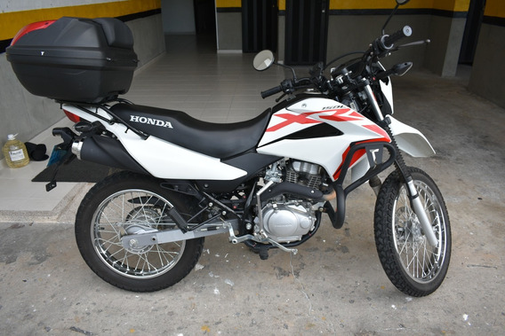 Honda Xr 150l 2019 Soat Hasta 18-oct-2020