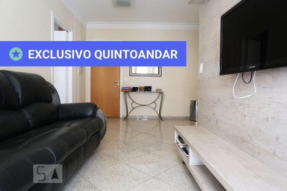 Apartamento No 10º Andar Mobiliado Com 3 Dormitórios E 2 Garagens - Id: 892973166 - 273166