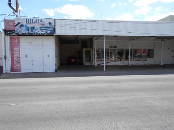 Bodega En Renta En Durango, 800 Mts2 Zona Centro.