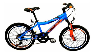 Bicicleta Mountain Bike Raleigh Rowdy 20 Infantil R20
