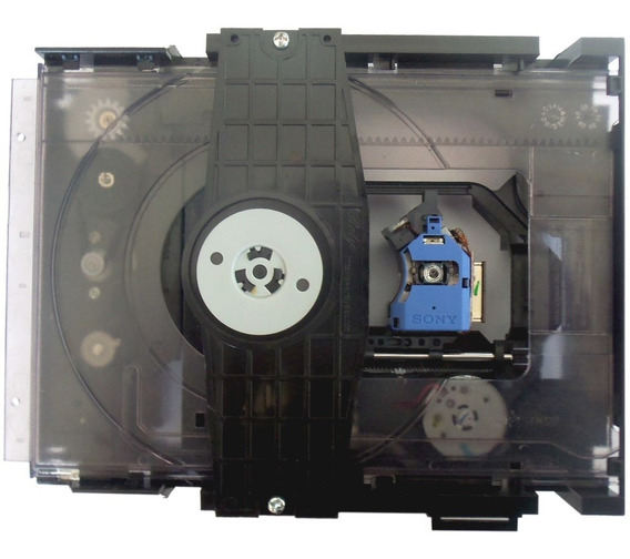 Unidade Optica Khm-313aaa Sony Com Mecânica Britânia D3000