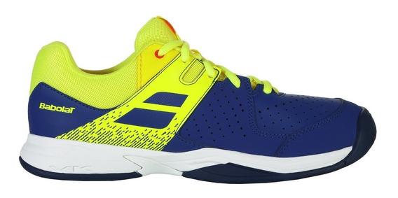 Tenis Babolat Pulsion All Cour Amarillo Junior