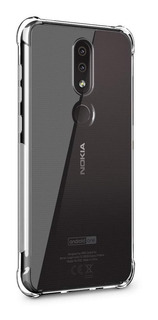 Estuche Protector Antichoque Alpha Nokia 4.2 - Transparente