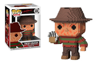 Funko Pop! 8-bit: A Nightmare On Elm Street Freddy Krueger