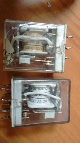 Relex 12v Para Amplificadores Chinos 3ver