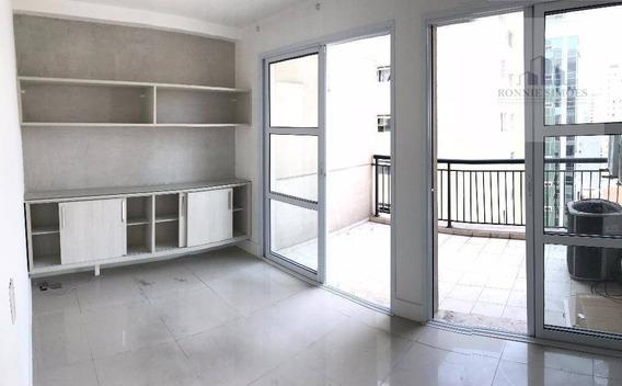 Sala Para Venda, Moema, 92 M² - São Paulo/sp - Sa0204