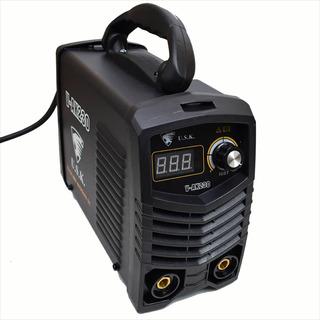 Máquina De Solda Inversora 220v Display Digital V-ak230 Usk