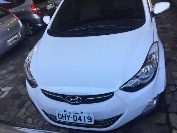 Hyundai Elantra 2.0 16v Gls Flex Aut. 4p 2013