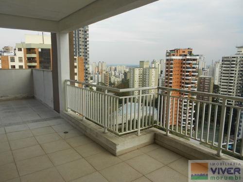 Imagem 1 de 15 de Duplex Com Varanda Gourmet - Nm4175